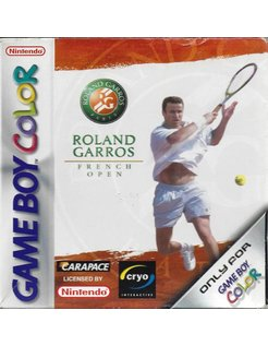 ROLAND GARROS FRENCH OPEN voor Game Boy Color