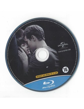 FIFTY SHADES OF GREY - 50 SHADES OF GREY - BLU RAY - Nederlands
