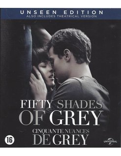 FIFTY SHADES OF GREY - 50 SHADES OF GREY - BLU RAY