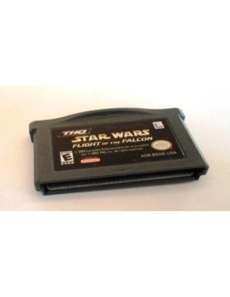 STAR WARS FLIGHT OF THE FALCON for Game Boy Advance GBA
