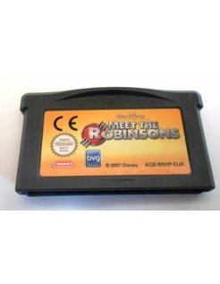 MEET THE ROBINSONS for Game Boy Advance