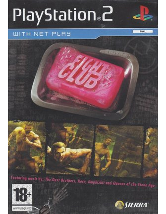 FIGHT CLUB voor Playstation 2 PS2