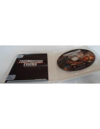 FRONT MISSION EVOLVED für die Playstation 3 PS3 - japanische NTSC-Version