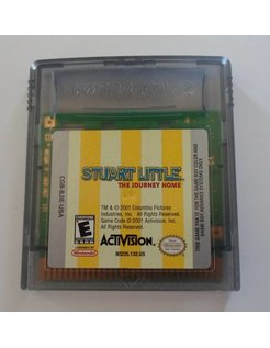 STUART LITTLE - THE JOURNEY HOME voor Nintendo Game Boy Color