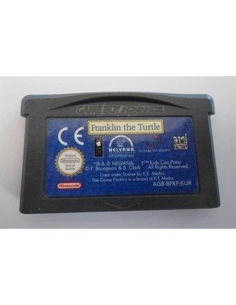 FRANKLIN THE TURTLE für Game Boy Advance GBA