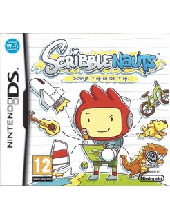 SCRIBBLENAUTS SCRIBBLE NAUTS for Nintendo DS