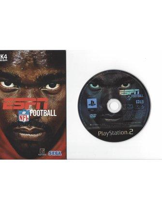 ESPN NFL FOOTBALL voor Playstation 2 PS2