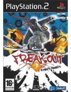 FREAK OUT EXTREME FREERIDE für Playstation 2 PS2