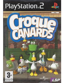SITTING DUCKS - CROQUE CANARDS voor Playstation 2