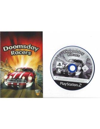 DOOMSDAY RACERS voor Playstation 2 PS2