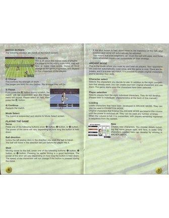 CENTRE COURT HARDHITTER für Playstation 2 PS2