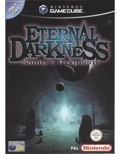 ETERNAL DARKNESS SANITY'S REQUIEM voor Nintendo Gamecube