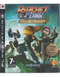 RATCHET & CLANK QUEST FOR BOOTY für Playstation 3 PS3