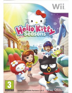 HELLO KITTY SEASONS für Nintendo Wii