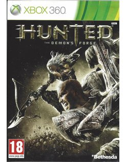 HUNTED THE DEMON'S FORGE for Xbox 360