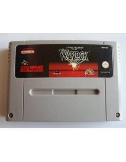 WARLOCK voor SNES Super Nintendo