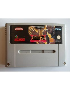 SHAQ FU voor SNES Super Nintendo
