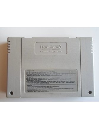 LEGEND voor SNES Super Nintendo