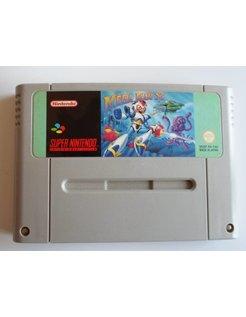 MEGA MAN X voor SNES Super Nintendo