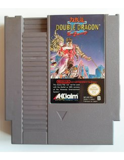 DOUBLE DRAGON II (2) für Nintendo NES