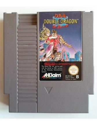 DOUBLE DRAGON II (2) voor Nintendo NES