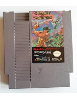 WIZARDS & WARRIORS für Nintendo NES