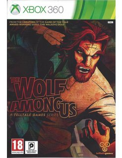 THE WOLF AMONG US voor Xbox 360
