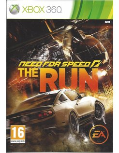 NEED FOR SPEED THE RUN voor Xbox 360