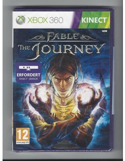 FABLE THE JOURNEY - NEW IN SEAL voor Xbox 360