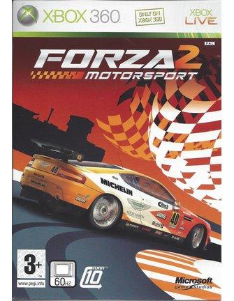FORZA MOTORSPORT 2 voor Xbox 360