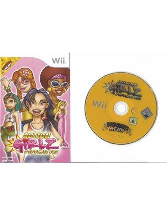 ACTION GIRLZ RACING voor Nintendo Wii