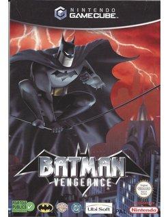 BATMAN VENGEANCE voor Nintendo Gamecube