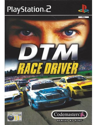DTM RACE DRIVER voor Playstation 2 PS2