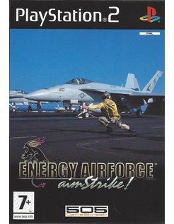 ENERGY AIRFORCE AIM STRIKE voor Playstation 2 PS2
