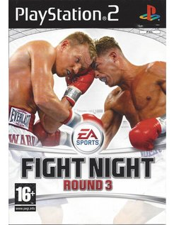 FIGHT NIGHT ROUND 3 voor Playstation 2 PS2