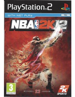 NBA 2K12 for Playstation 2 PS2