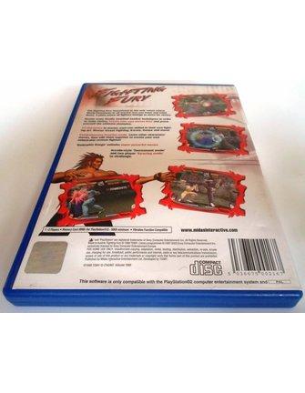 FIGHTING FURY voor Playstation 2 PS2