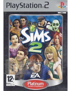 SIMS 2 voor Playstation 2