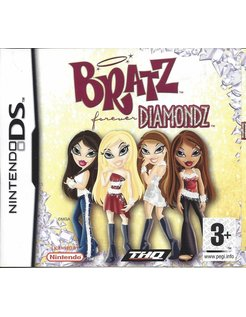 BRATZ FOREVER DIAMONDZ for Nintendo DS