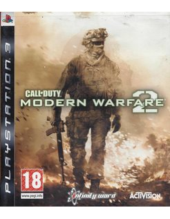 CALL OF DUTY MODERN WARFARE 2 voor Playstation 3