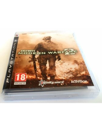 CALL OF DUTY MODERN WARFARE 2 voor Playstation 3 PS3