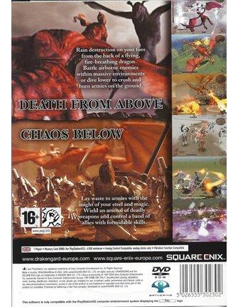 DRAKENGARD voor Playstation 2 PS2
