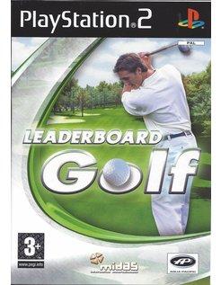 LEADERBOARD GOLF für Playstation 2 PS2