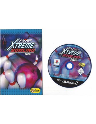 AMF XTREME BOWLING 2006 voor Playstation 2 PS2