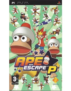 APE ESCAPE P for PSP