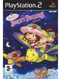 STRAWBERRY SHORTCAKE THE SWEET DREAMS für Playstation 2 PS2