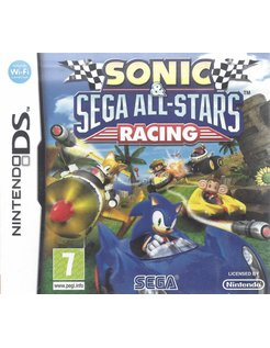 SONIC & SEGA ALL-STARS RACING voor Nintendo DS