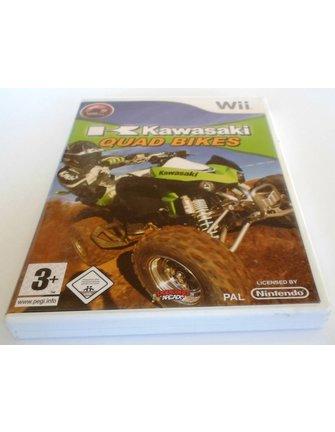 KAWASAKI QUAD BIKES für Nintendo Wii - Anleitung in Deutsch