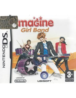 IMAGINE - GIRL BAND voor Nintendo DS