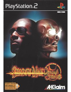 SHADOW MAN 2ECOND COMING voor Playstation 2 PS2
